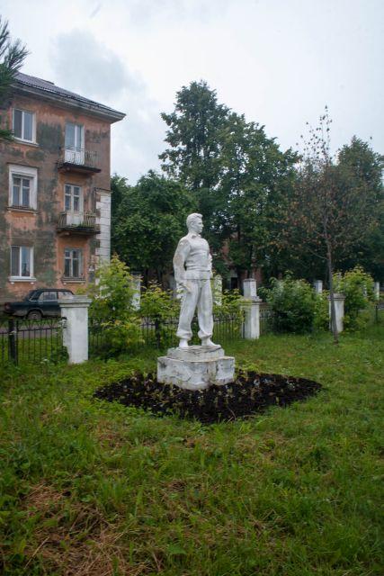 Парк советской скульптуры