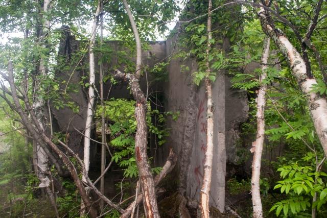 Каменный город Заброшенное здание