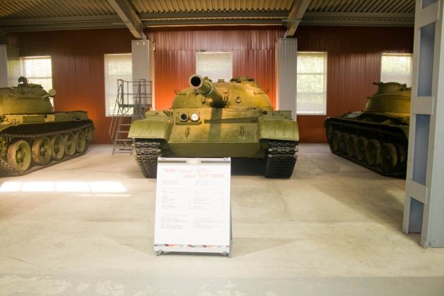 Музее бронетанковой техники Объект 167Т