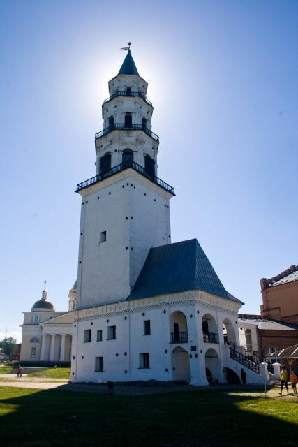 Невьянская башня