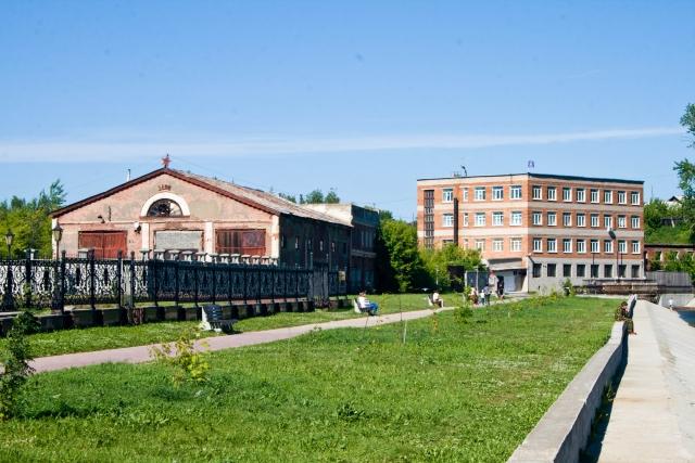Невьянск депо