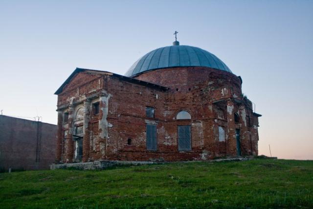 Свято-Николаевский храм