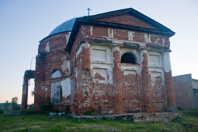 Церковь во имя Николая Чудотворца