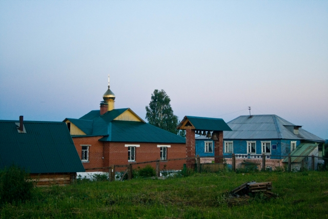 Молитвенный дом храма-памятника во имя Святителя Николая
