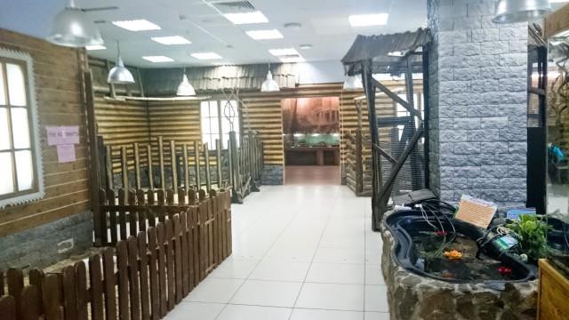 Контактный зоопарк Лесное посольство