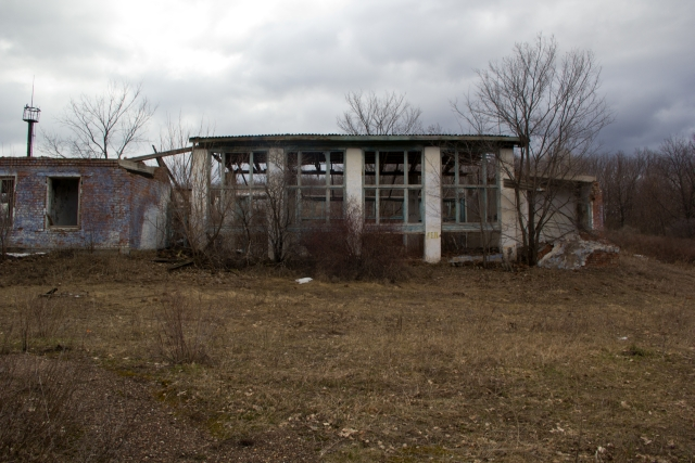 Пионерский лагерь Гагарина