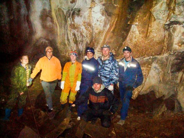 Акбулатовская пещера
