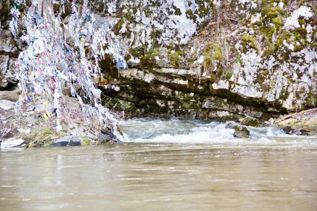 Таравал река Белая