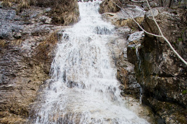 Водопад Кульюрт-тамак