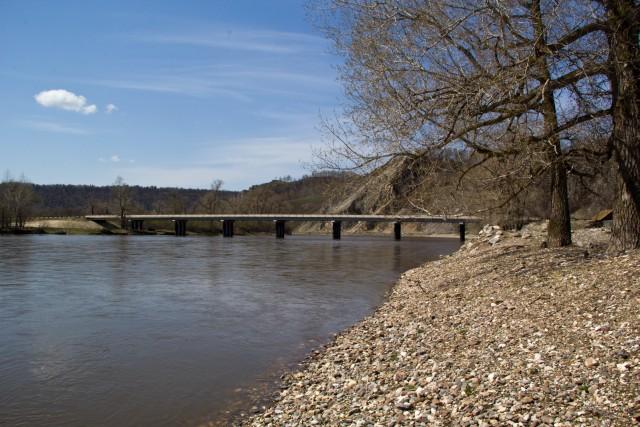 Мост через Белую Кутаново