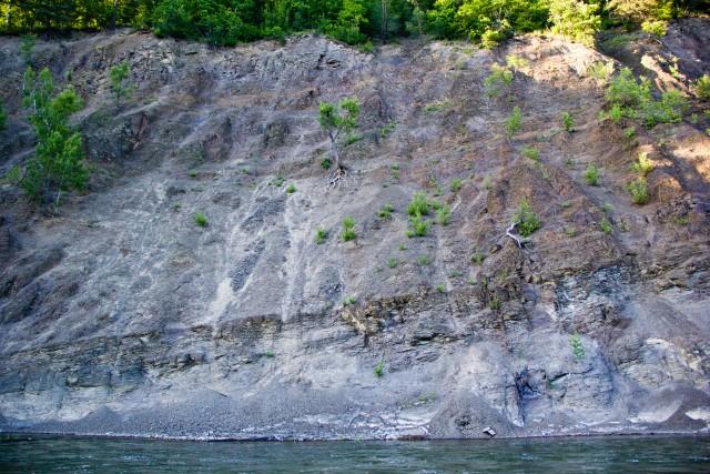 Скала река Зилим