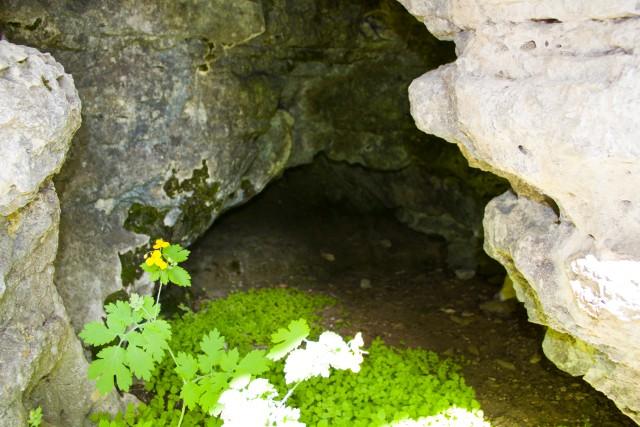Пещера на реке Зилим