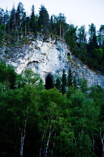 Пещера река Зилим