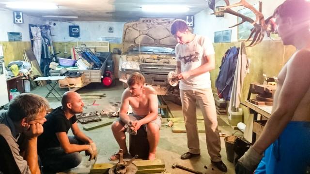 Экспедиция в Магадан