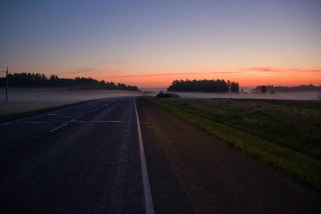 Трасса Сибирь