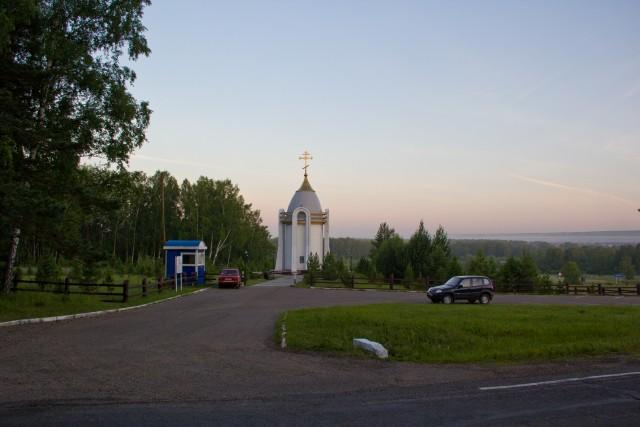 Часовня Филарета Срезневского