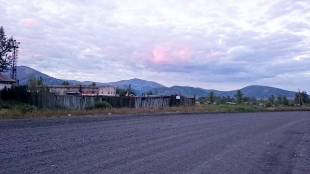 Тенькинская трасса Усть-Омчуг