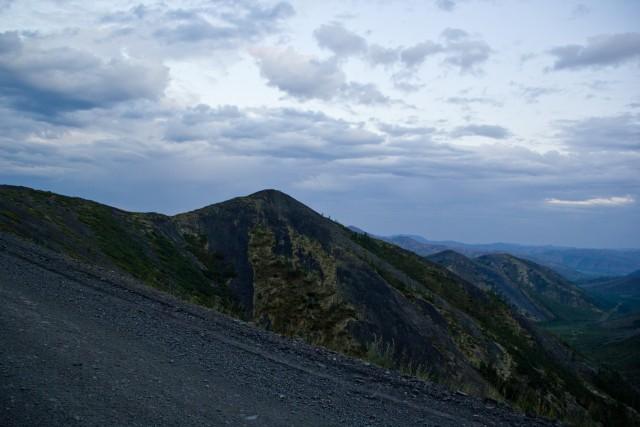 Тенькинская трасса Перевал Лошкалах