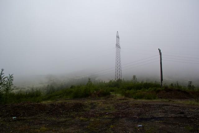 Тенькинская трасса Перевал Гусакова