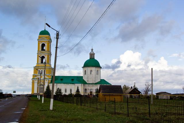 Троице-Никольский храм