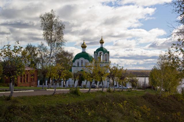 Храм Святого Мученика и Целителя Пантелеймона