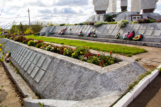 Мемориальный комплекс в память о всех невинно убиенных в годы войн и репрессий