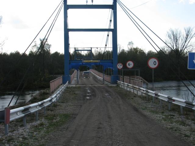 Мост через Лемезу