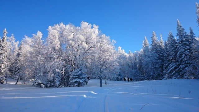 Иремель зимой