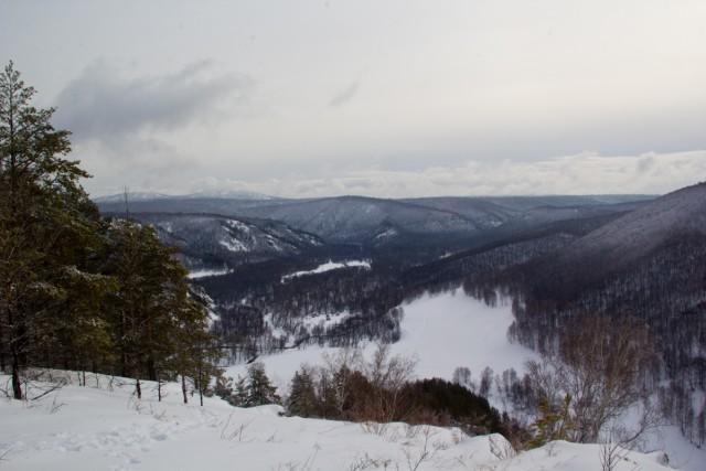 Вид с Бужа-тау
