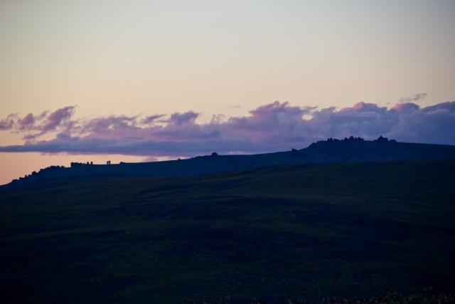 Гора Отортен