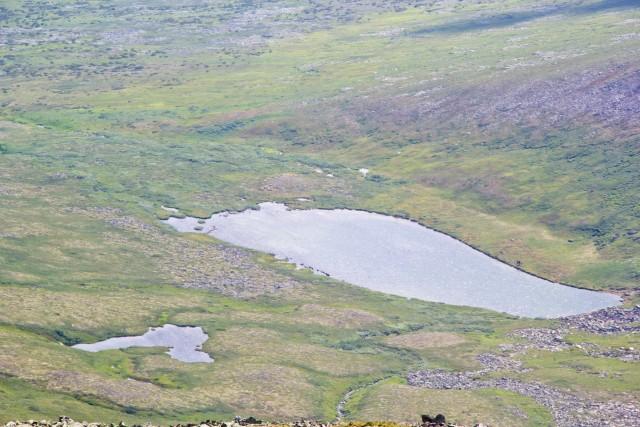 Озеро Гусиного гнезда