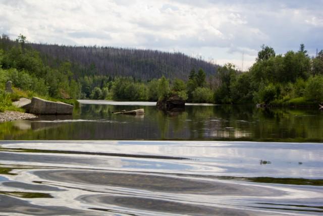 Река Вижай