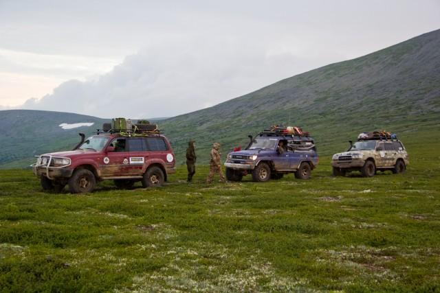 Перевал Дятлова