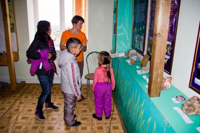 Музей в Национальном парке Башкирия
