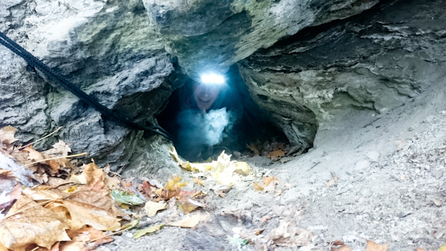 Черепашья пещера