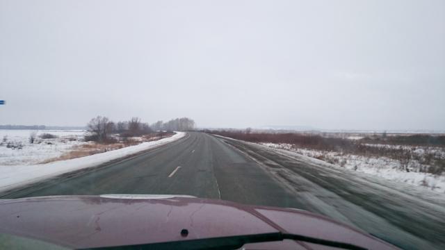 Дорога к Борисоглебску