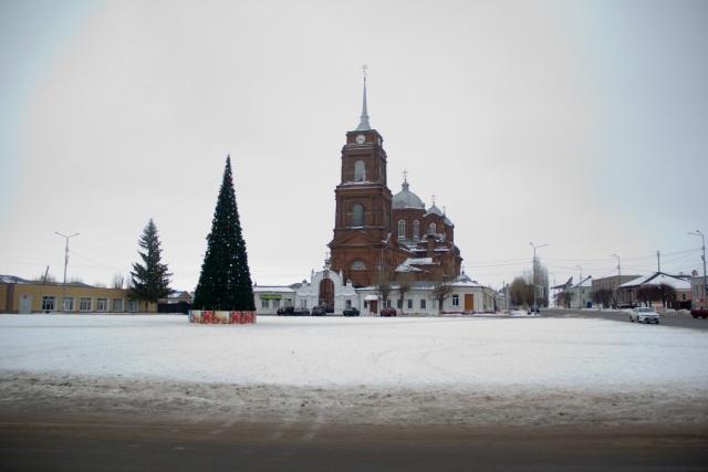 Преображенский собор Бутурлиновка
