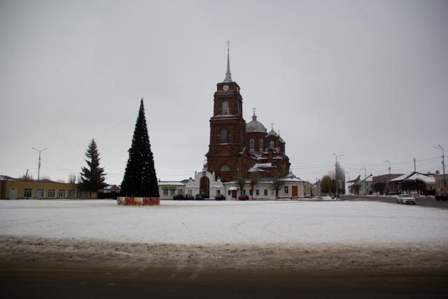 Бутурлиновский Преображенский собор