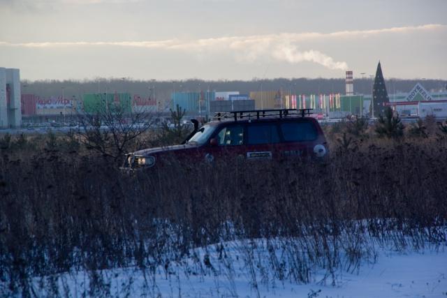 ТЛК80 рядом с Воронежом