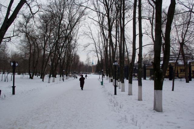 Воронежский зоопарк