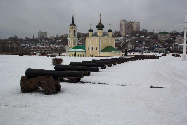 Адмиралтейская площадь Воронеж