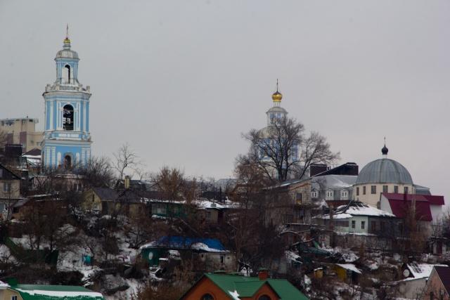 Церковь Иконы Божией Матери Толгская при церкви Николая Чудотворца, Свято-Никольский храм