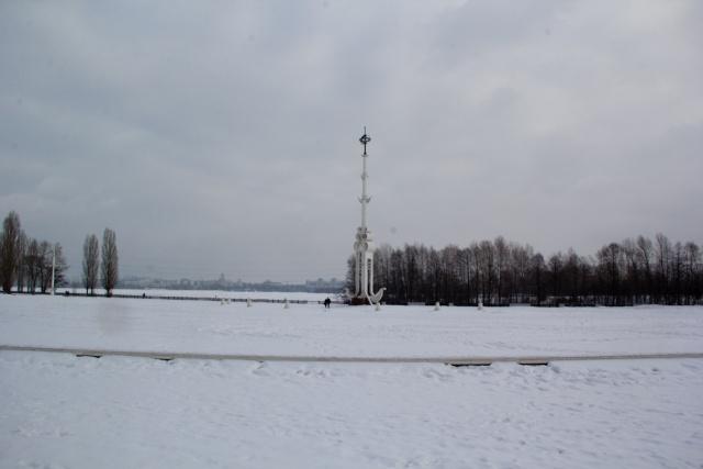 Ростральная колонна Воронеж