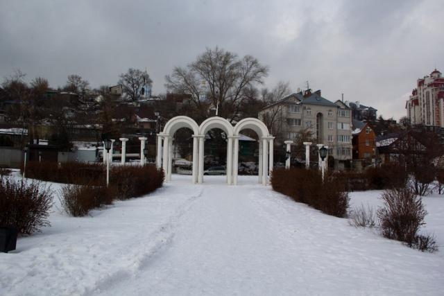 Триумфальная арка Воронеж