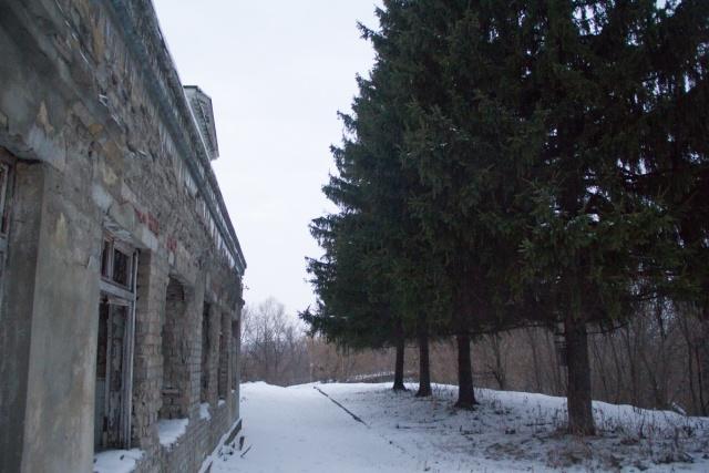 Дача Башкирцева