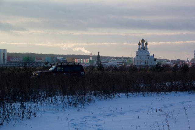 Церковь Петра и Февронии Муромских