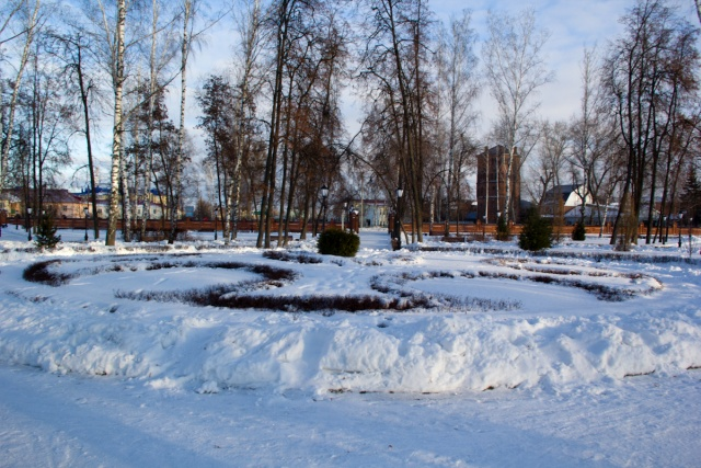 Парк Рамонь