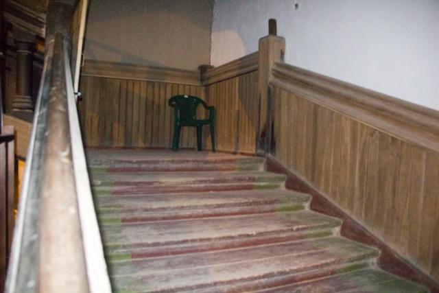 Лестница Замок Ольденбургских