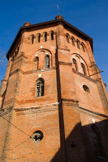 Рамонь водонапорная башня