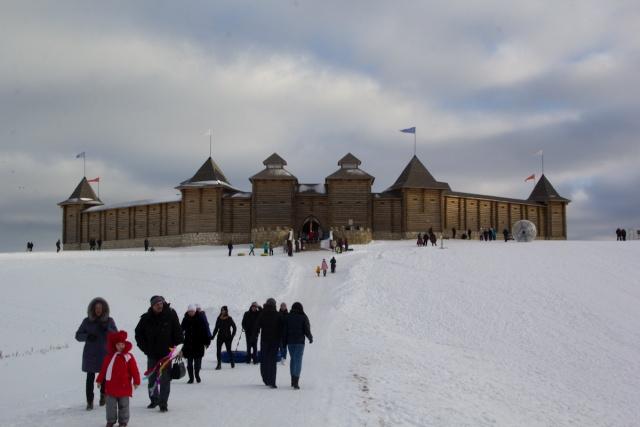 Город Мастеров Кудыкина гора